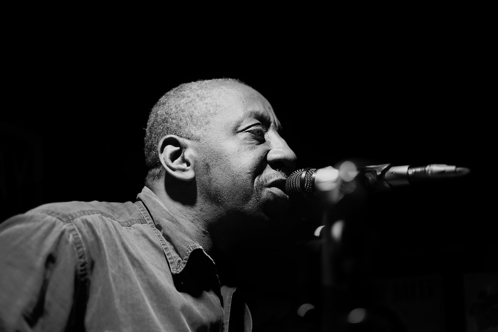 Richard Arame live at Garçon, 2015