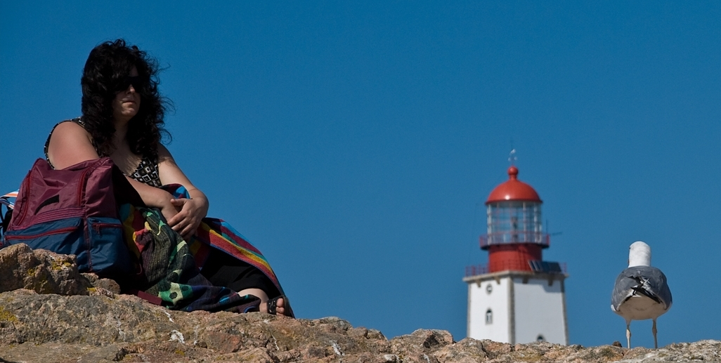 Berlenga, Portugal, The Lighthouse