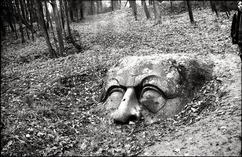 The Head, Oranienburg, 1985